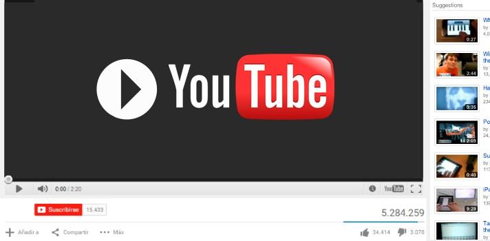 Las 10 canciones más escuchadas en YouTube durante San Valentín