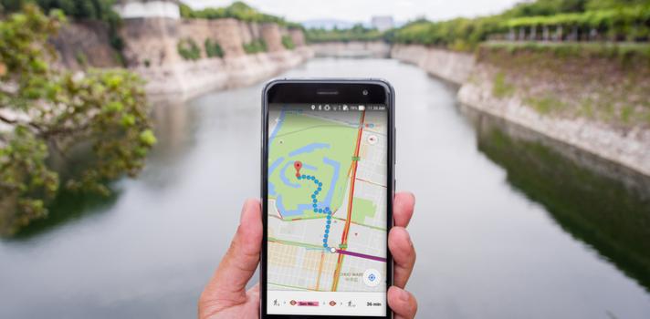 A ferramenta de criação de mapas do Google, o Google Map Maker, possui comandos simples e intuitivos