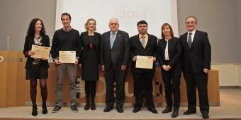 Un proyecto sobre las smartgrids y otro sobre el SIDA, reconocidos por el X Premio UD-Banco Santander de Investigación