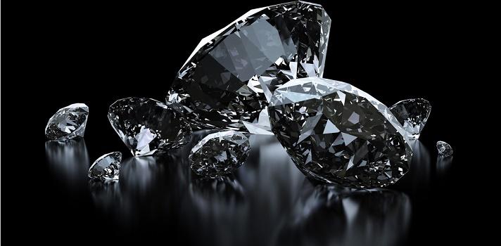 En un pequeño diamante se puede guardar más información que en un DVD