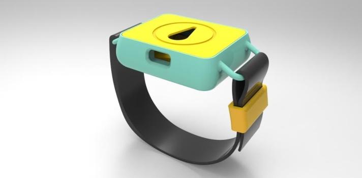 Ingeniero de la PUCP crea dispositivo para combatir la sudoración excesiva