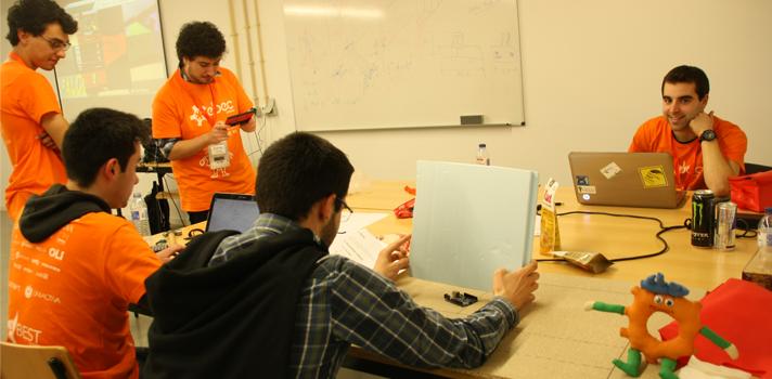 EBEC Aveiro coloca em prática a engenharia ao longo de 5 dias