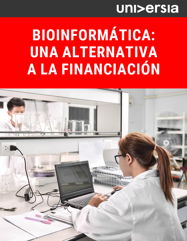 Ebook_Bioinformática: una alternativa a la financiación