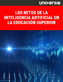 Ebook: Los retos de la Inteligencia Artificial en la Educación Superior