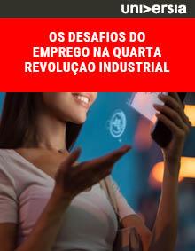 Os desafios do emprego na quarta revoluçao industrial