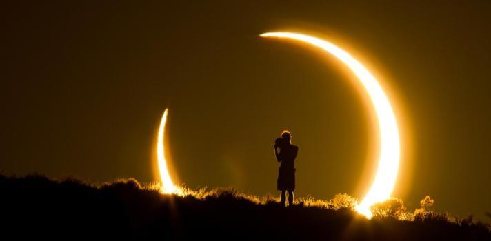 Dónde, cómo y cuándo ver el Eclipse Solar