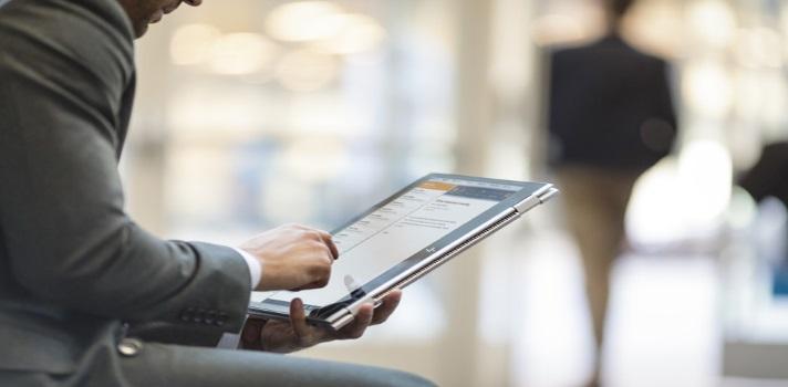 EliteBook x360 el portátil ideal para hacer negocios.