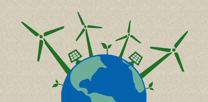 Las universidades españolas cuidan el medioambiente.