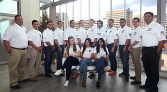 Universidad Politécnica: estudiantes reciben donativo de la NASA