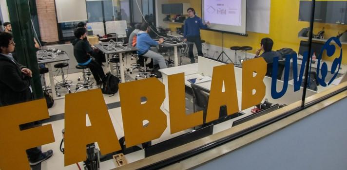 Fablab UV abre sus puertas para desarrollar proyectos de Informática y Drones