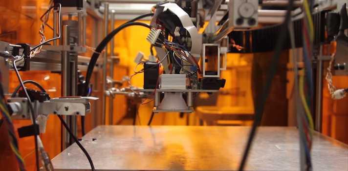 El abaratamiento de las impresoras ha ampliado sus aplicaciones productivas