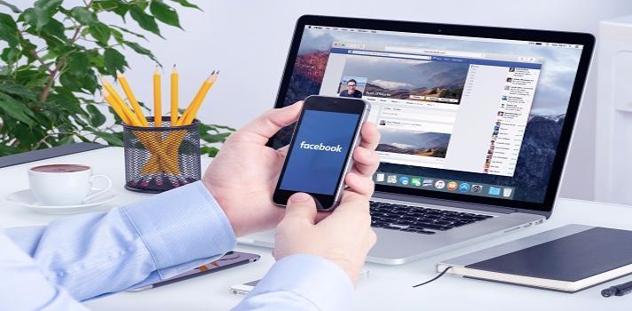 Utilizar Facebook mientras trabajamos es un error muy común