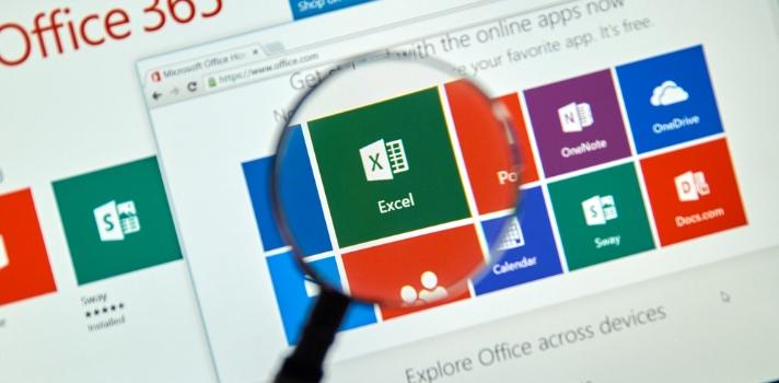 Algunas funcionalidades de Excel pueden hacerlo más sencillo de usar