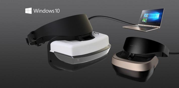 Las nuevas gafas serán compatibles con el nuevo Windows 10 Creator Update