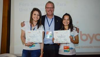 Jóvenes colombianas apuestan a la innovación social en medio ambiente y salud