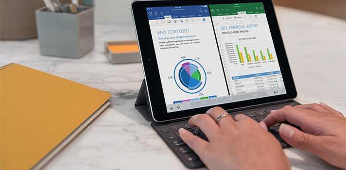Usa tu iPad como si fuera un portátil.