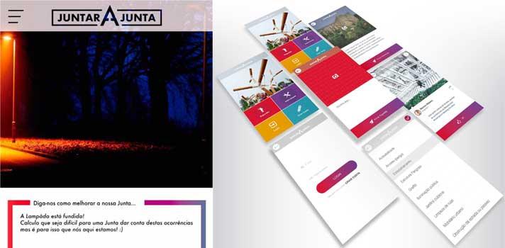 Juntar a Junta é uma nova aplicação que permite enviar sugestões diretamente às autarquias