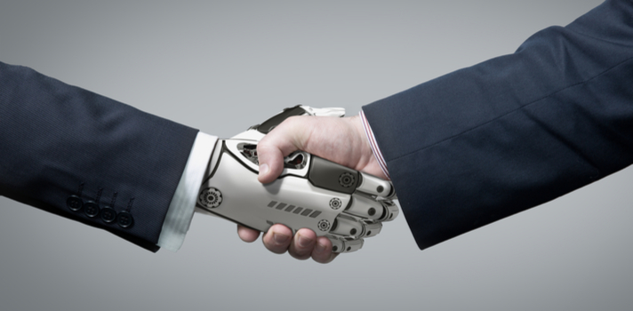 La colaboración entre humanos y robots en la oficina, la clave del futuro