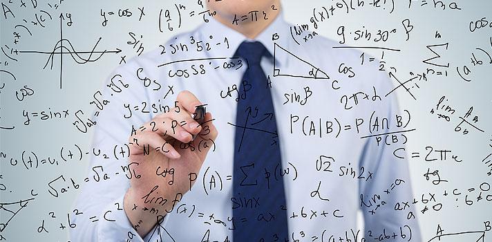 Mediante cálculos y algoritmos la Matemática puede usarse en Medicina