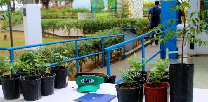 """Celebración del Día Universitario Familiar Eco-Pharma Amigable """"Siembra la vida… crece con el ambiente"""""""