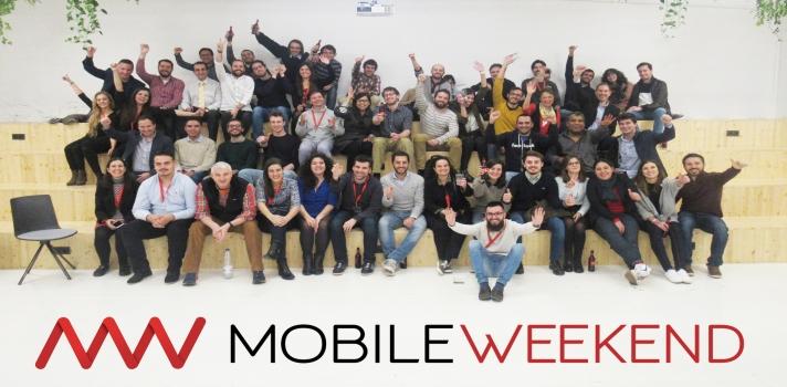 Se celebró el evento Mobile Weekend.
