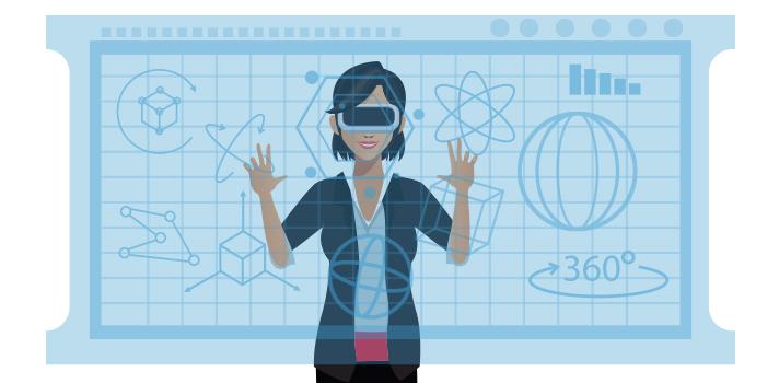 O futuro da educação vai mudar graças à realidade virtual