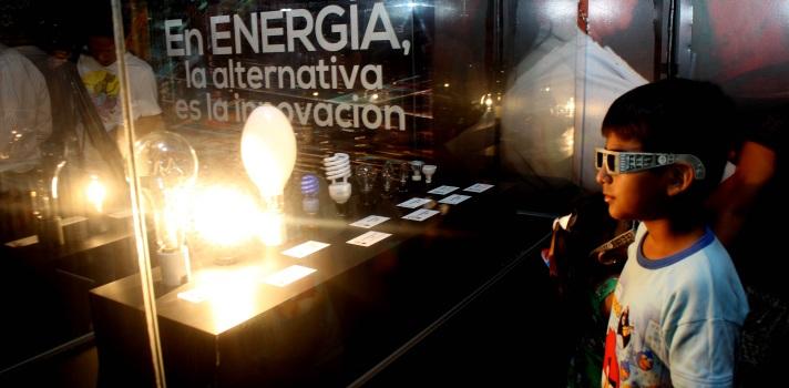 """CONCYTEC presenta exhibición """"E"""", la primera muestra itinerante de Energía y Cambio Climático en el Perú"""