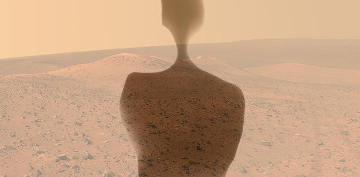 Podría haber vida en Marte después de todo...