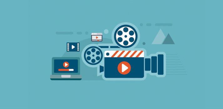 O vídeo ajuda a revelar características-chave que não são expressas no papel ou nos perfis das redes sociais.