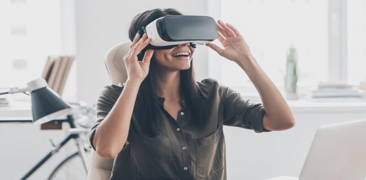 La realidad virtual facilita que los estudiantes aprendan en un entorno más estimulante y tecnológico