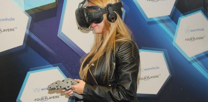 La tecnología de realidad virtual permite realizar experiencias de entrenamiento absolutamente inmersivas en entornos de trabajo