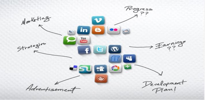 El uso de las redes sociales no se centra exclusivamente en los jóvenes, sino que cada vez hay más personas de edad avanzada que también las usan para comunicarse
