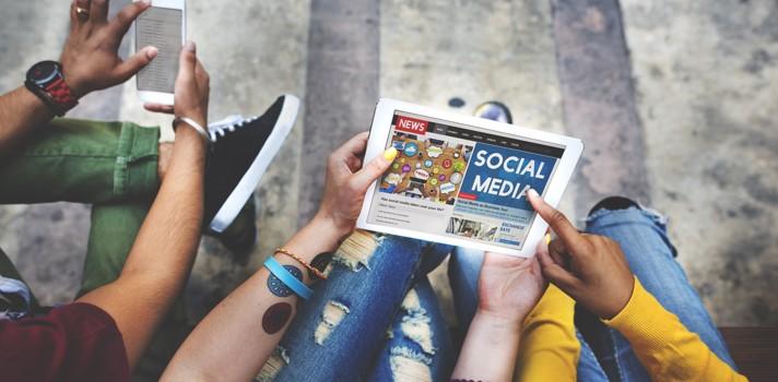 Los jóvenes también usan la web para aprender y descubrir cosas nuevas