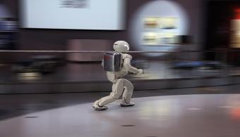 Conocé el nuevo robot educativo argentino