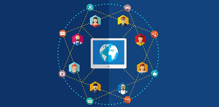 La digitalización permite trabajar en red, reduciendo el tiempo de muchos procesos, que en el mundo analógico podían postergar la actividad