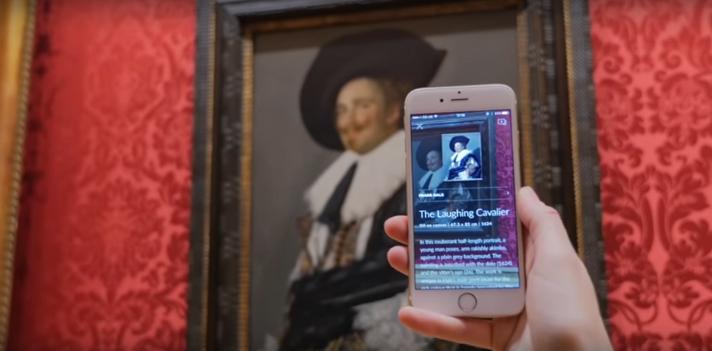 La realidad aumentada llega a los museos