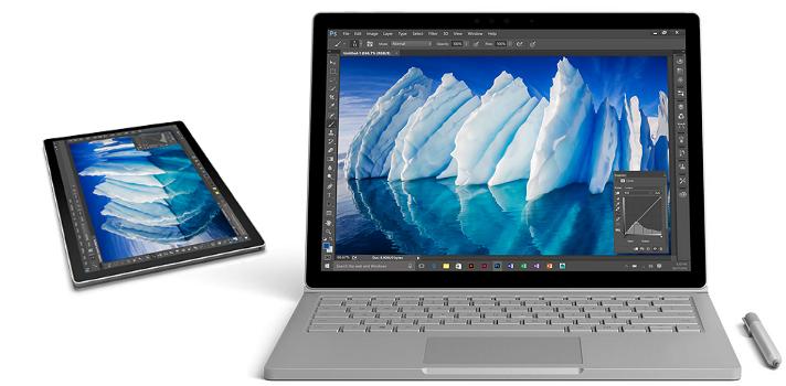El portátil permite desprender la pantalla y transformarlo en una tableta