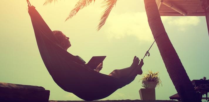 3 trucos para que lleves tu tablet a la playa sin dañarla.