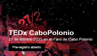 <p style=text-align: justify;>El <strong>27 de febrero de 2015</strong> tendrá lugar en Cabo Polonio un evento que sin dudas dará que hablar. Es que alrededor del Faro de este reconocido balneario uruguayo se reunirán cerca de 100 personas para participar del<strong> TEDx CaboPolonio</strong> a escuchar ideas que valen la pena.</p><p style=text-align: justify;></p><p style=text-align: justify;><strong>Lee también</strong><br/><a style=color: #ff0000; text-decoration: none; title=¡Llega al país la 2da edición de Tedx Durazno! href=https://noticias.universia.edu.uy/actualidad/noticia/2014/07/21/1100783/llega-pais-2da-edicion-tedx-durazno.html>» <strong>¡Llega al país la 2da edición de Tedx Durazno!</strong></a></p><p style=text-align: justify;></p><p style=text-align: justify;>Las conferencias en esta edición de TEDx estarán, como siempre, a cargo de reconocidos personajes del ámbito creativo e innovador. A continuación te los presentamos.</p><p style=text-align: justify;></p><p style=text-align: justify;><strong>Richard A. Fariña</strong></p><p style=text-align: justify;>Richard A. Fariña es <strong>paleontólogo</strong>, egresado de laFacultad de Ciencias de la <strong><a title=Universidad de la República href=https://www.universia.edu.uy/universidades/universidad-republica-0/in/11203>Universidad de la República</a></strong>. Actualmente, se desempeña como investigador principal en el área Biología del Programa de Desarrollo de Ciencias Básicas. Richard y su equipo hicieron un hallazgo que cambió lo que se creía sobre los seres humanos en América del Sur.</p><p style=text-align: justify;></p><p style=text-align: justify;><strong>Fabiana Goyeneche</strong></p><p style=text-align: justify;>Es abogada y Escribana Pública. Fabiana aspira a ser Profesora de Derecho Penal y Criminología. Es fundadora y vocera del movimiento que dio un vuelco a la opinión pública de todo el país.</p><p style=text-align: justify;></p><p style=text-align: justify;><strong>Jesús Perdomo</stro