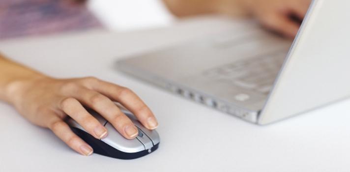6 trucos para evitar que el ratón del ordenador te lesione.