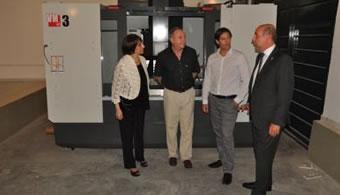La UNCA inauguró Centro de Energía