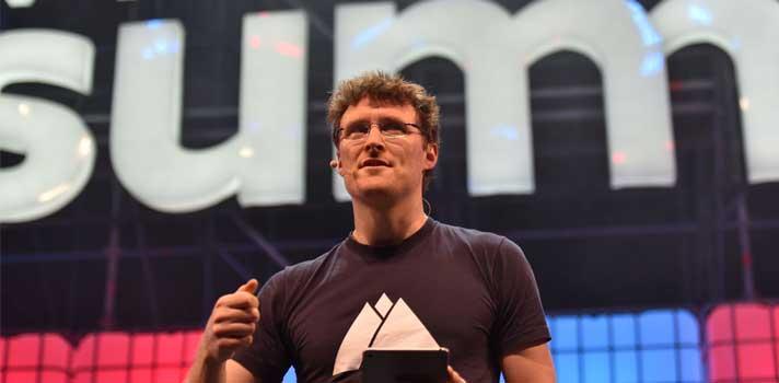 WEB SUMMIT: Pedro Oliveira da CATÓLICA-LISBON é keynote speaker no último dia deste evento
