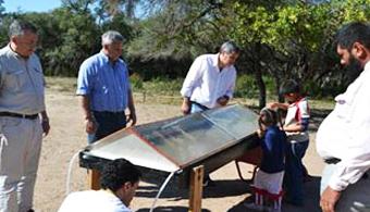 Diseñaron destilador solar que purifica el agua