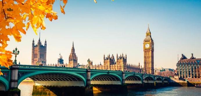 ¡Anímate a estudiar en Londres!