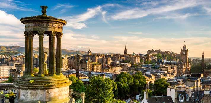 Escocia es un destino más asequible dentro del Reino Unido para sumergirse en el inglés