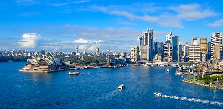 10 lugares que debes visitar en Sídney.