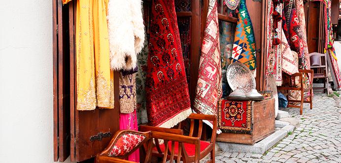 Ankara bazares