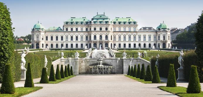 Belvedere de Viena