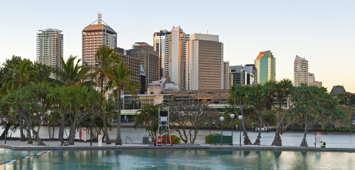 Brisbane Street Beach