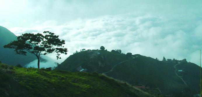 Cerro Ávila